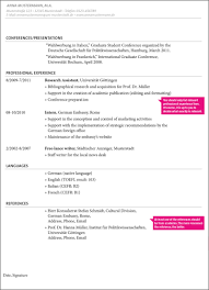 curriculum vitae resume template graduate sales and how to