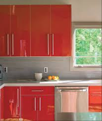 Kitchen Cabinet Surfaces High Gloss Laminate Cabinet Doors Roselawnlutheran
