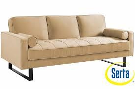 nice serta sleeper sofa top cheap furniture ideas with taupe