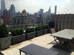 using concrete pavers on decks in nyc all decked out