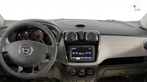 renault lodgy 2013 dacia lodgy interior youtube