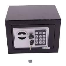 digital key lock box wall mount digital safe lock ebay