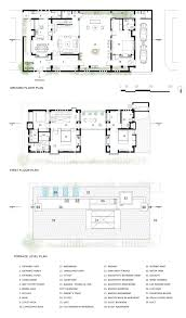 Courtyard House Plan Courtyard House Ahmednagar Tao Architecture The Architects Diary