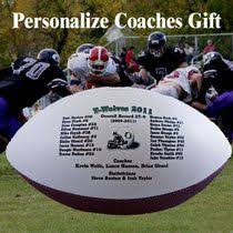 engraved football gifts photo and personalized footballs as the best football gifts for