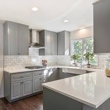 grey kitchens ideas best 25 grey kitchens ideas on grey cabinets grey