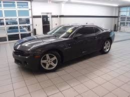 camaro 2012 used 2012 used chevrolet camaro 2dr coupe 1lt at landers chevrolet