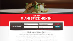 everything nice for miami spice picks for 2017 restaurant