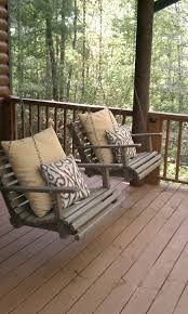 Outside Patio Furniture by Best 20 Outdoor Patio Swing Ideas On Pinterest Tin Roofing