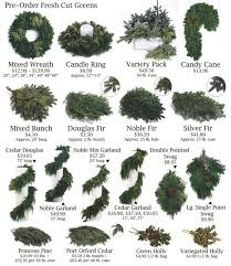 fresh cut and greens wreaths and swag wholesale