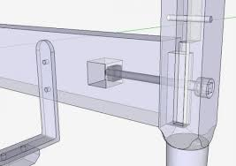 Bed Frame Joints The Bed Bolt Joint Finewoodworking