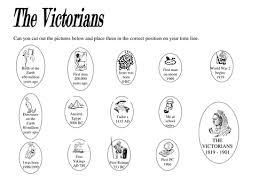 victorian timeline worksheet by gemraroloz teaching resources tes
