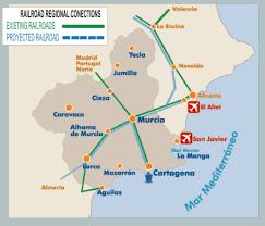 Almeria Spain Map by Pagina Nueva 2