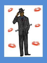 black pinup themed gift company noir a go go puts a sepia