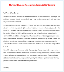 rn letter of recommendation executive letter of recommendation writing services dallas tx
