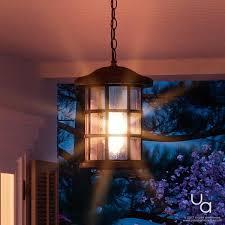 craftsman outdoor pendant light uql1049 craftsman outdoor pendant light 15 5 h x 10 w parisian