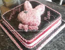 coolest pink playboy cake design sweet sixteen parties cake