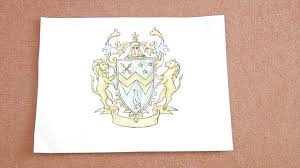 Design Your Own Flag Online 4 Ways To Create Your Own Coat Of Arms Wikihow