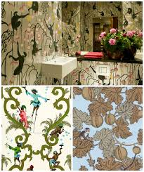 monkey wallpaper for walls design dictionary singerie decor arts now