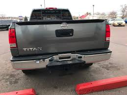 2013 used nissan titan 4wd crew cab lwb sv at magic financing
