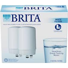 Brita Water Filter Faucet Adapter Amazon Com Brita On Tap Faucet Water Filter System Replacement