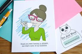funny meme birthday card drinking tea birthday card kermit