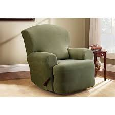 sure fit stretch pearson recliner slipcover free shipping today