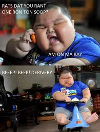 Gangster Baby Meme - the life of a chinese delivery kid funny pinterest chinese