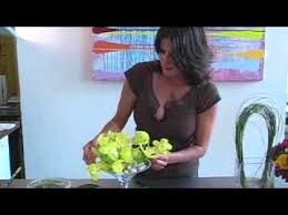 orchid flower arrangements how to make simple orchid flower arrangements by iris rosin