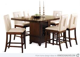 Extendable Bar Table Dining Room Fabulous Counter High Breakfast Table Bar With