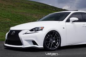 lexus is f sport 2015 lexus archives velgen wheels