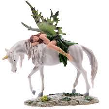 ornaments figurines unicorns collectables ebay