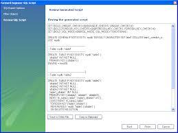 Copy Table Mysql Mysql Mysql Workbench Manual 9 4 1 1 Forward Engineering