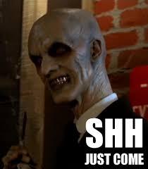Shh Meme - image 82802 shh just come know your meme