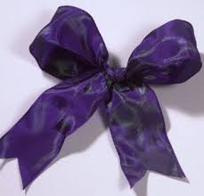iridescent ribbon wired ribbon lyon wired ribbon iridescent purple