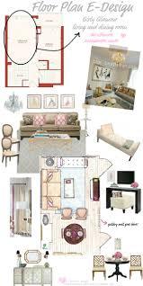 Floor Plan Application Tiffany Leigh Interior Design Floor Plan E Design Girly Glamour