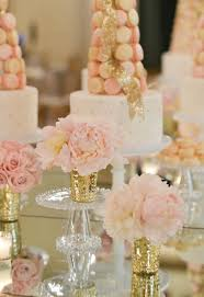 Pink And Gold Centerpieces by 25 Best Pink Wedding Receptions Ideas On Pinterest Pink Wedding