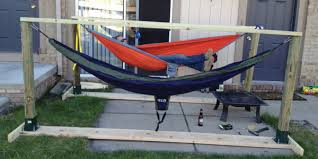 urban hammocking 101 eno eagles nest outfitters