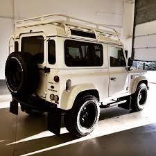 land rover defender white very much my style u2026 landrover landroverdefender defender power