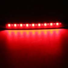 Motorcycle Led Strip Lights by Flexible 18 Led Motorcycle Atv Tail Brake Stop Turn Signal Strip