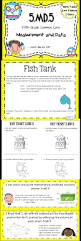 volume of rectangular prisms math tasks and exit tickets math