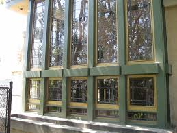 hollyhock house windows bigorangelandmarks blogspot com flickr