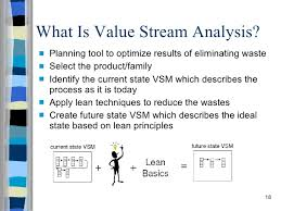 value stream analysis exol gbabogados co