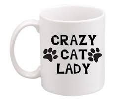 crazy cat lady 211 crazy cat lady coffee mug crazy cat lady