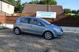 vauxhall corsa blue 2008 vauxhall corsa 1 4 16v design a c 5 door manual