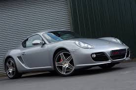 porsche cayman 2015 silver used 2009 porsche cayman 24v s for sale in cheshire pistonheads