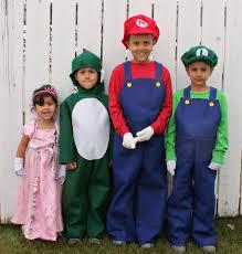 mario costumes for halloween diy children u0027s super mario halloween costumes