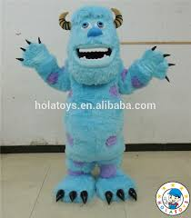 Sully Halloween Costume Toddler Sully Mascot Costume Sully Mascot Costume Suppliers