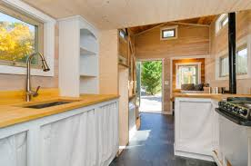 tiny home interior design craftsman style tiny home featuring cedar siding and reclaimed wood
