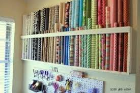 ways to store wrapping paper wrapping paper storage visualizeus