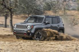 gray jeep renegade jeep renegade 2016 motor trend suv of the year contender